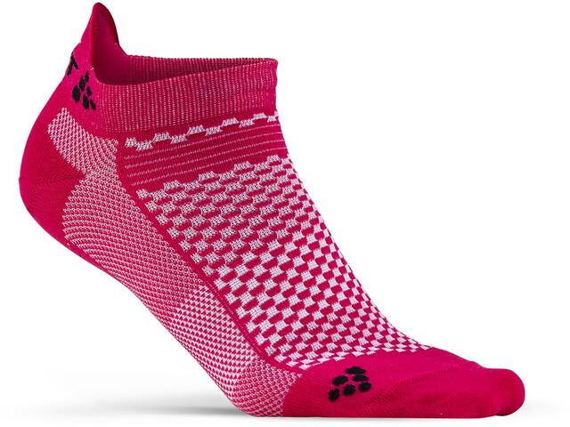 Craft Cool Shaftless Socks 2-Pack jam/black
